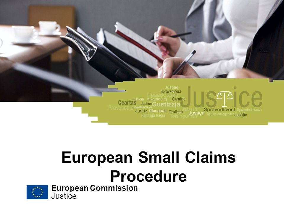 European Small Claims Procedure