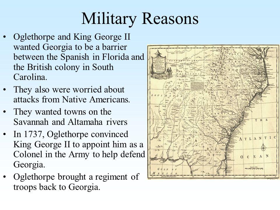 Military Reasons
