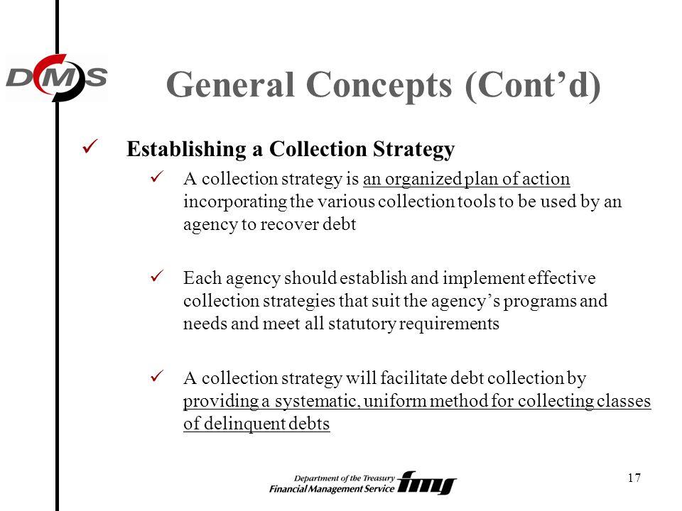 General Concepts (Cont'd)