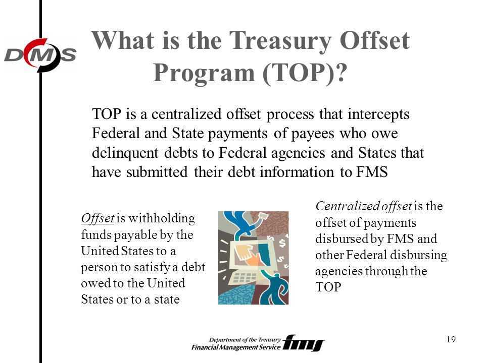 What is the Treasury Offset Program (TOP)