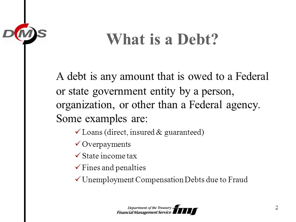 What is a Debt