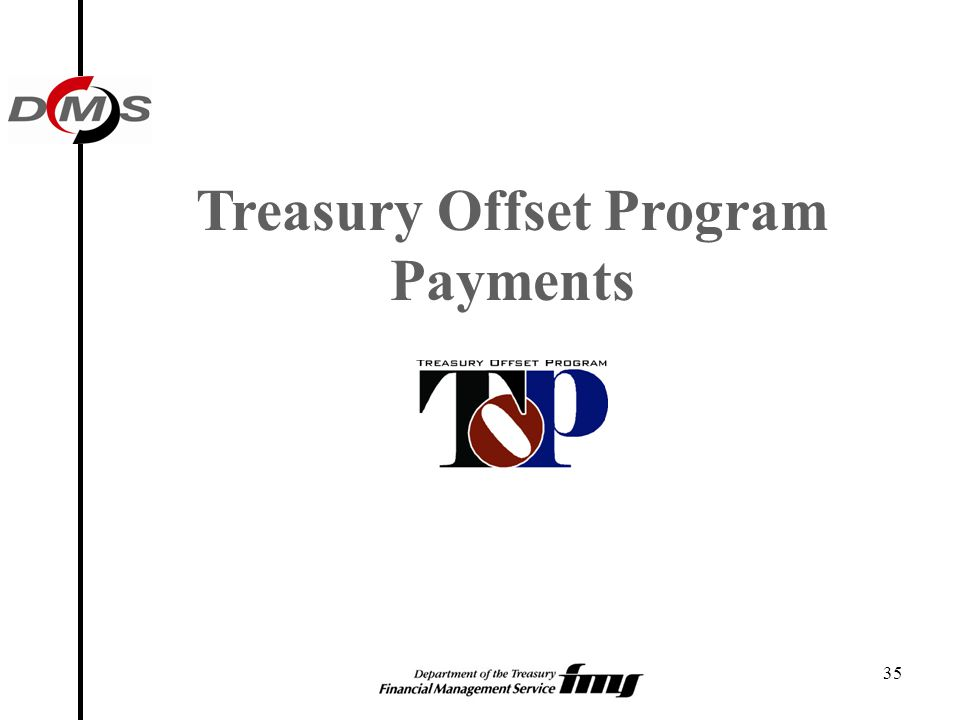 Treasury Offset Program