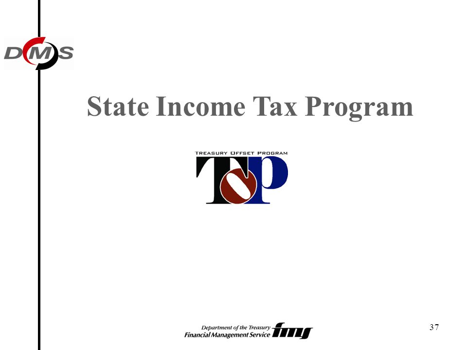 State Income Tax Program