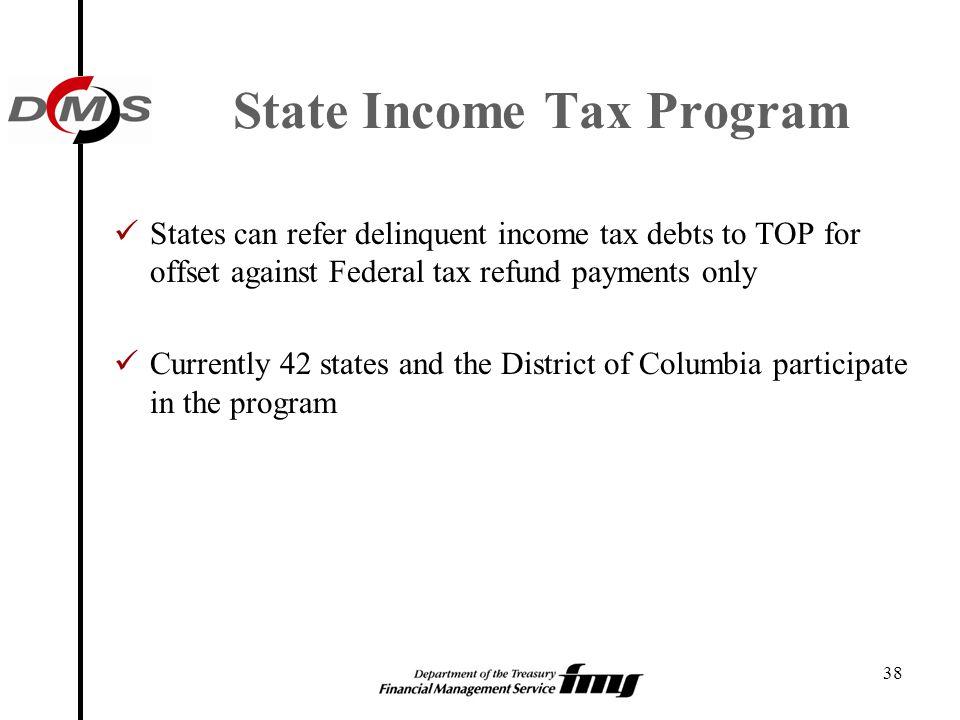 State Income Tax Program