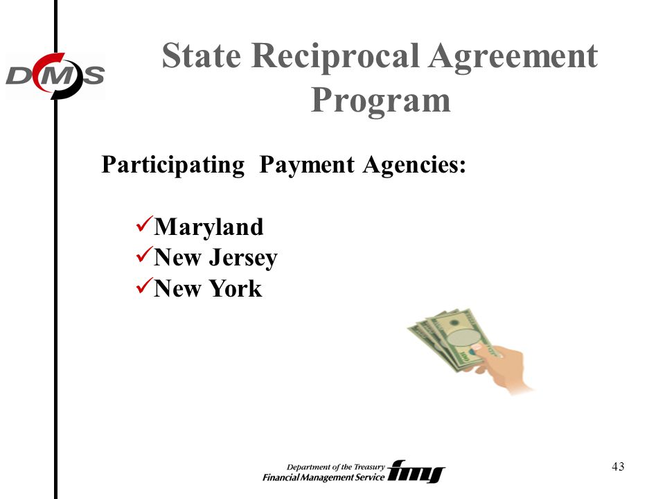 State Reciprocal Agreement Program