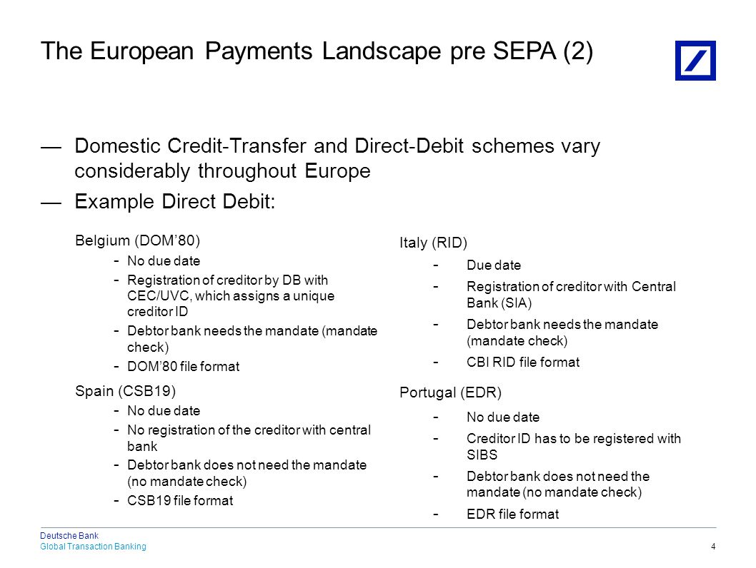 Single Euro Payments Area (SEPA): A political Project