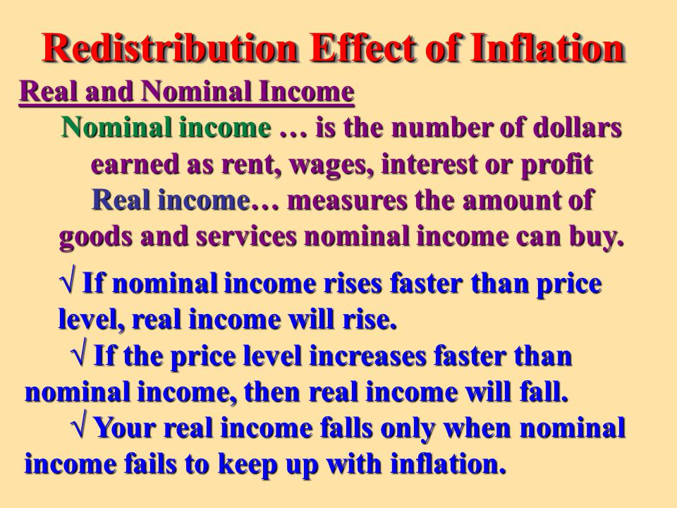the effect of inflation on gdp There are multi-dimensional effects of inflation on an economy both at the micro and macro levels it may bring recession and depression in an economy an overview of the effects of.