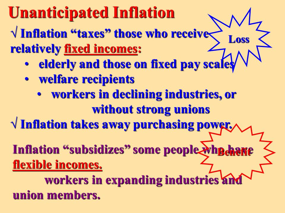 workers in declining industries, or without strong unions