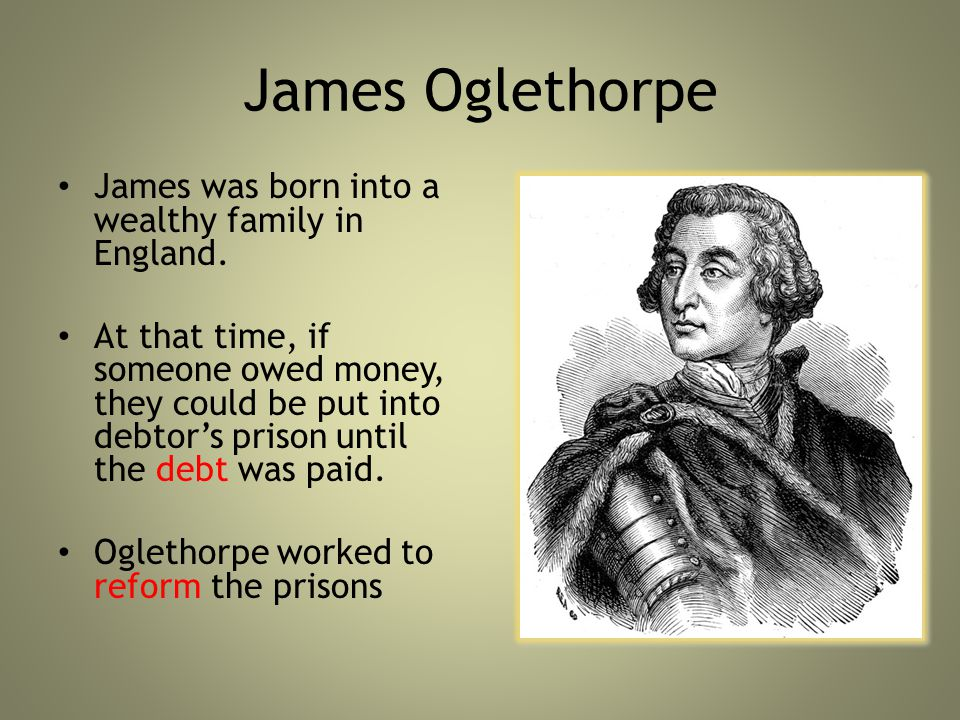 James oglethorpe and tomochichi