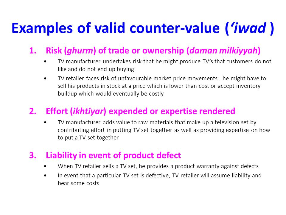 Examples of valid counter-value ('iwad )