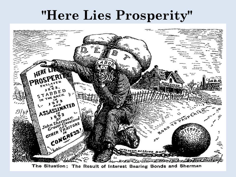 Here Lies Prosperity