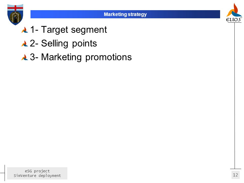 3- Marketing promotions