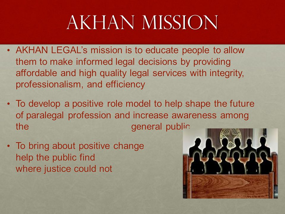 Akhan mission