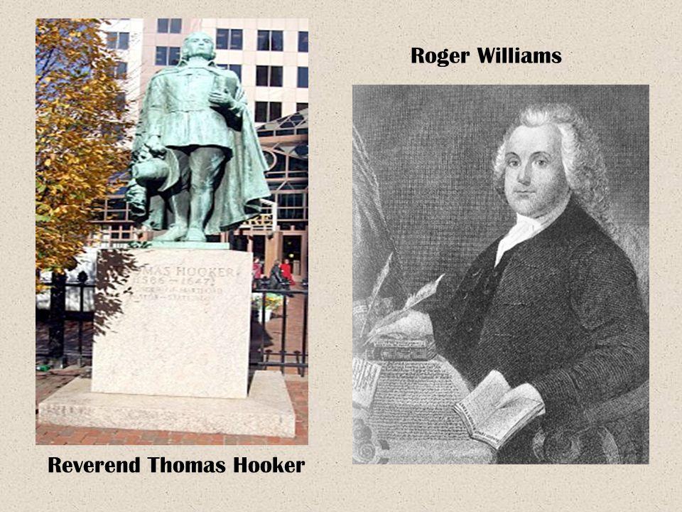 Reverend Thomas Hooker