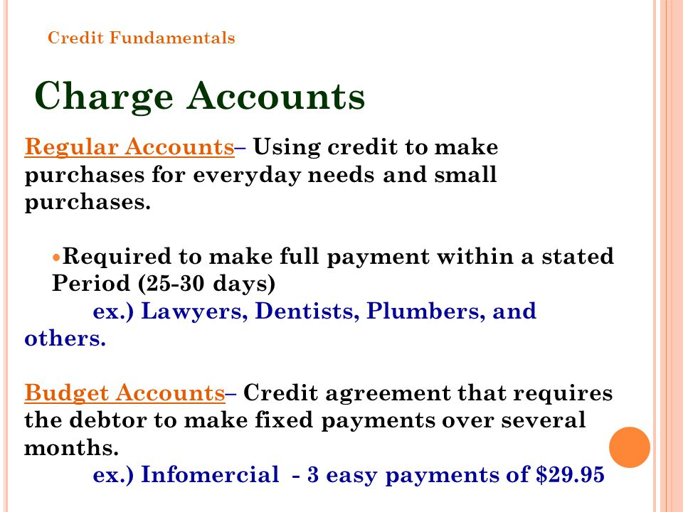 Consumer Credit Understanding The Fundamentals Of Using Credit And