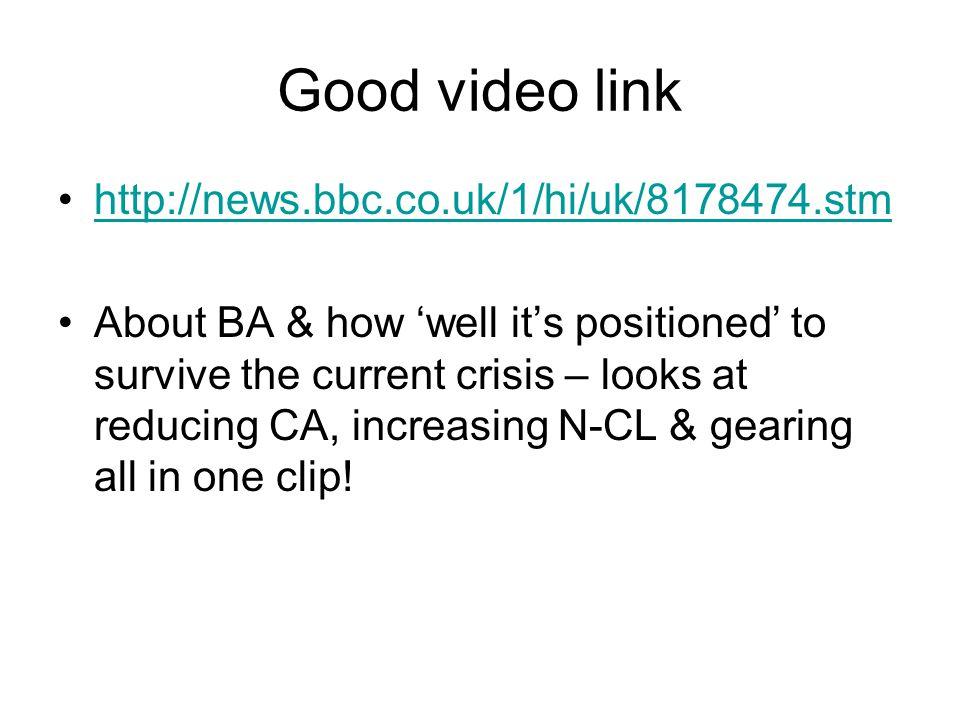Good video link http://news.bbc.co.uk/1/hi/uk/8178474.stm