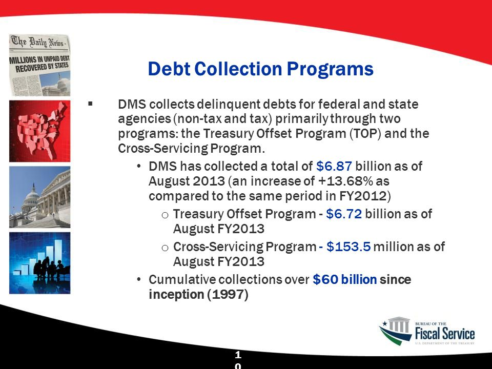 Debt Collection Programs