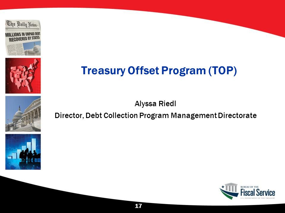 Treasury Offset Program (TOP)