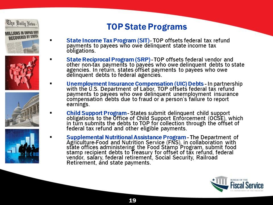 TOP State Programs