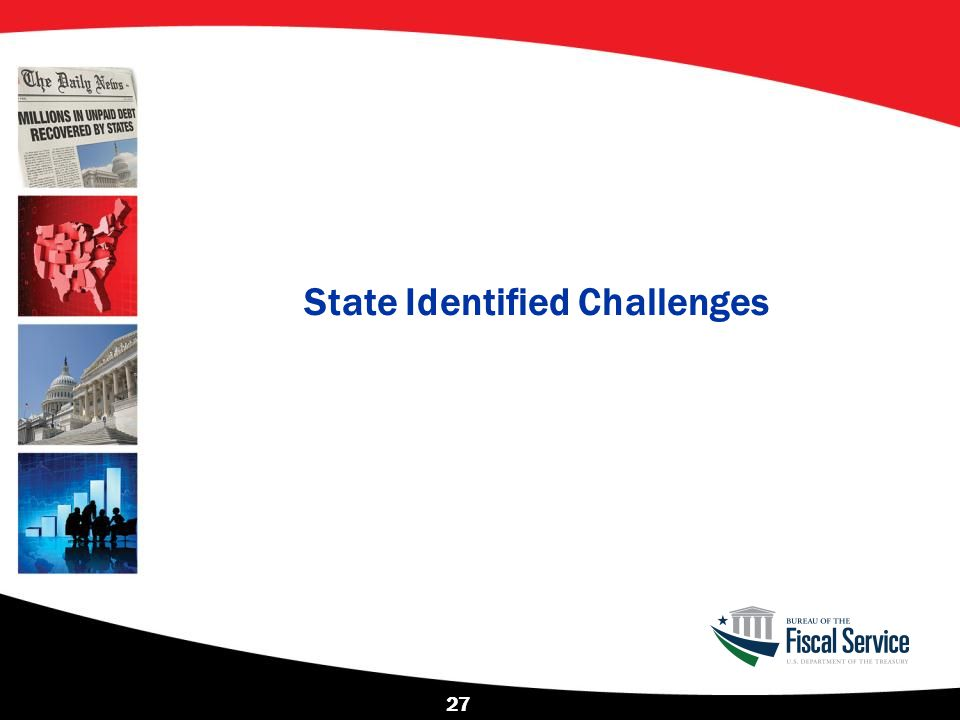 State Identified Challenges