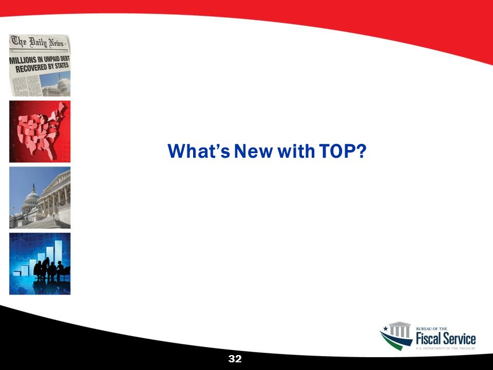 What's New with TOP
