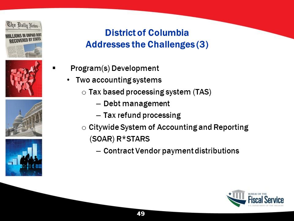 District of Columbia Addresses the Challenges (3)