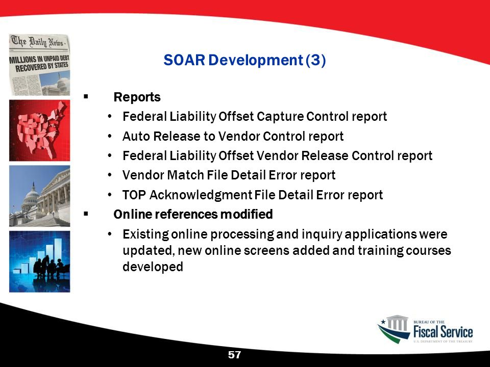 SOAR Development (3) Reports