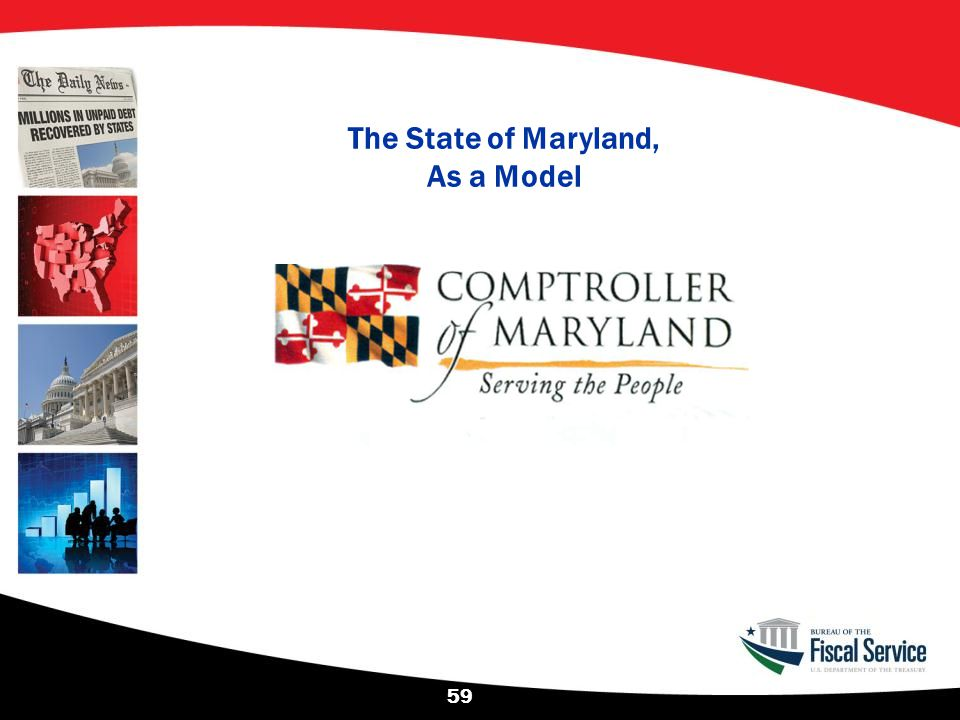 The State of Maryland, As a Model