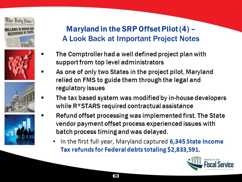 Maryland in the SRP Offset Pilot (4) – A Look Back at Important Project Notes