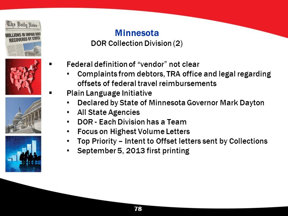 Minnesota DOR Collection Division (2)