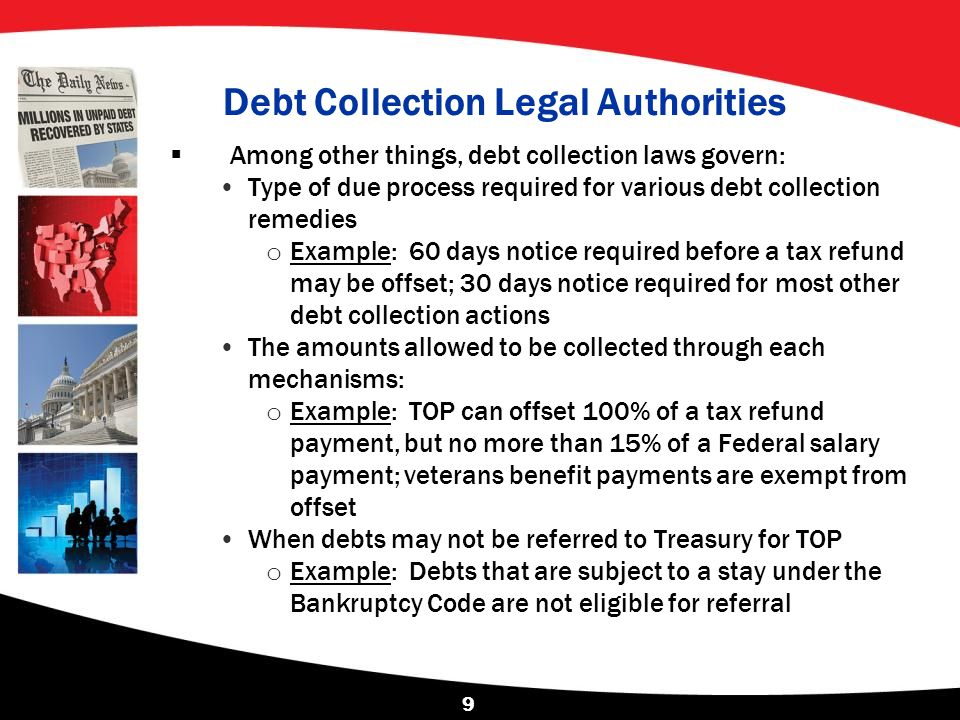 Debt Collection Legal Authorities