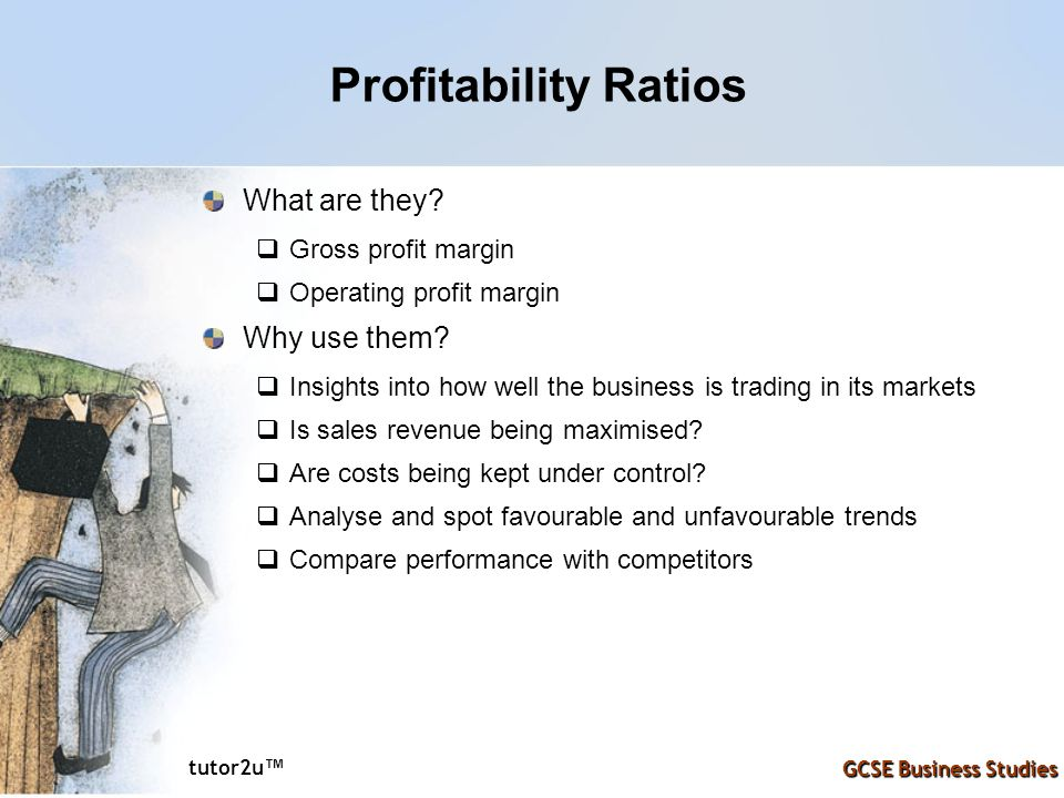 Profitability Ratios What are they Why use them Gross profit margin