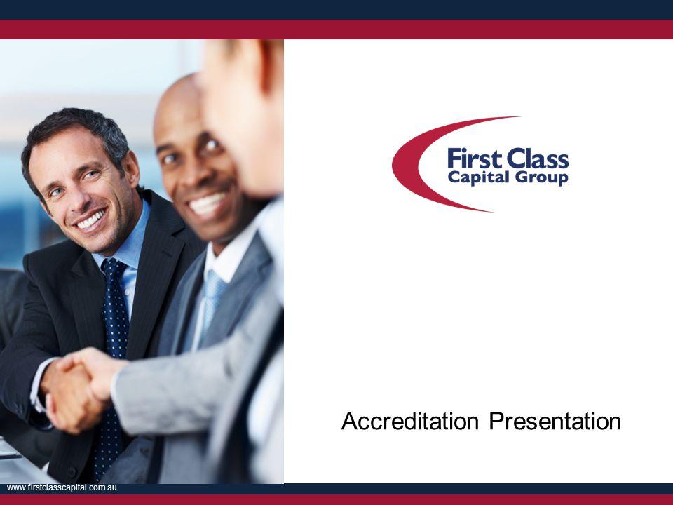 Accreditation Presentation