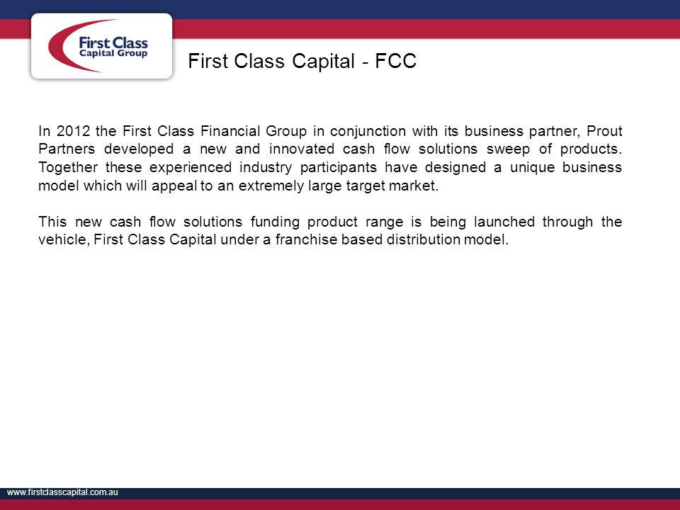 First Class Capital - FCC