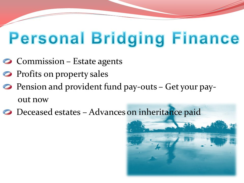 Personal Bridging Finance
