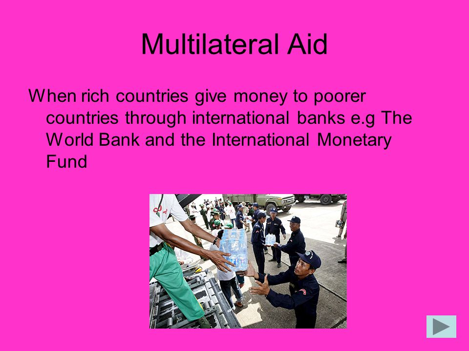Multilateral Aid