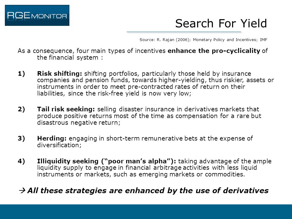 Search For Yield Source: R