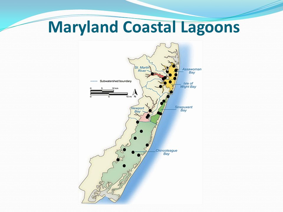 Maryland Coastal Lagoons