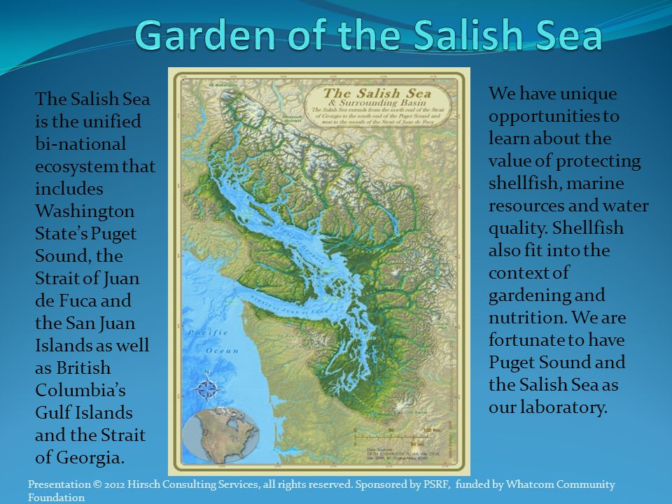 Garden of the Salish Sea