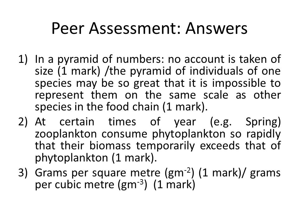 Peer Assessment: Answers