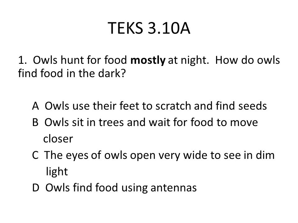 TEKS 3.10A