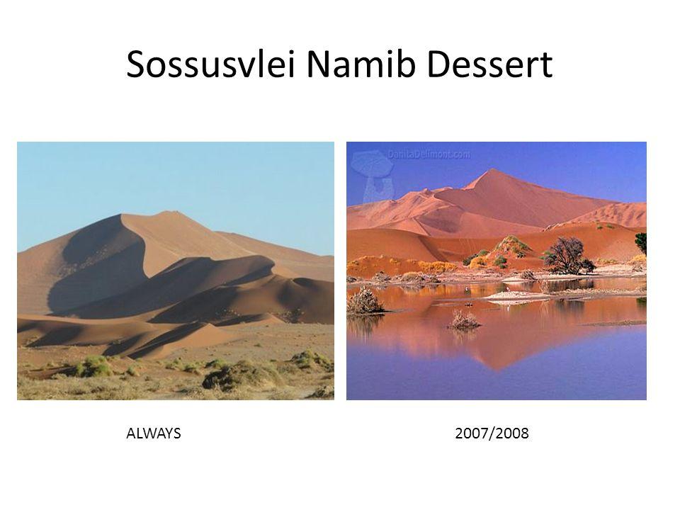 Sossusvlei Namib Dessert