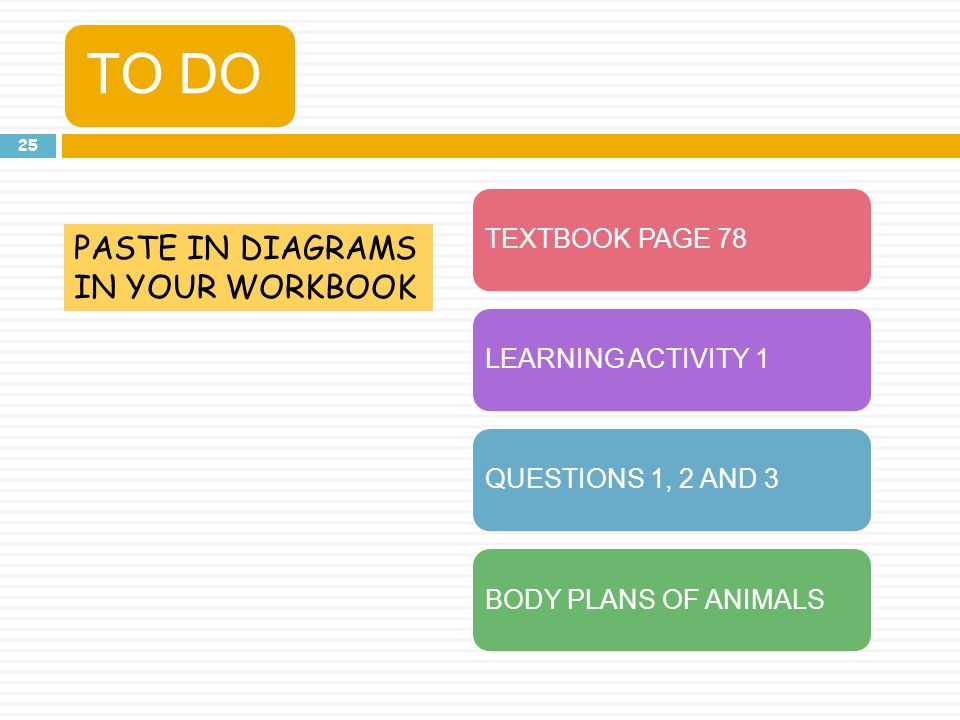 TO DO PASTE IN DIAGRAMS IN YOUR WORKBOOK TEXTBOOK PAGE 78