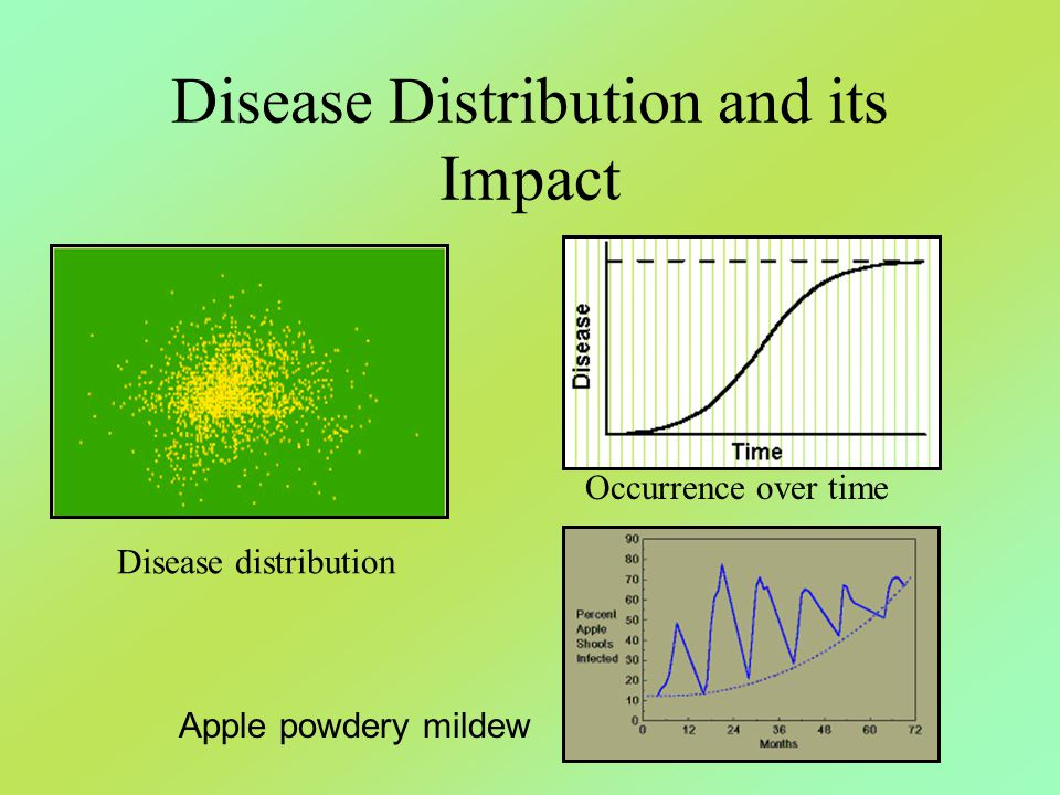 Disease Distribution and its Impact