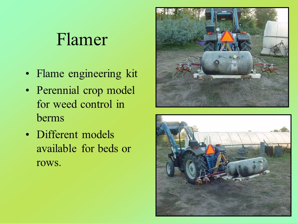 Flamer Flame engineering kit