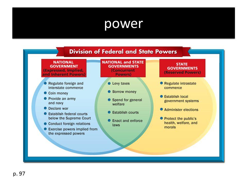power p. 97