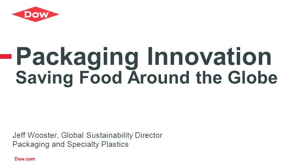 Packaging Innovation Saving Food Around the Globe