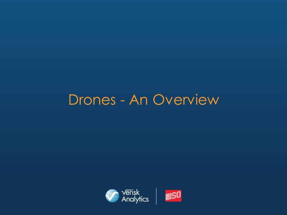 Drones - An Overview