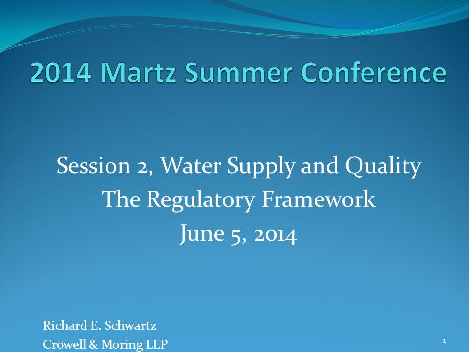 2014 Martz Summer Conference