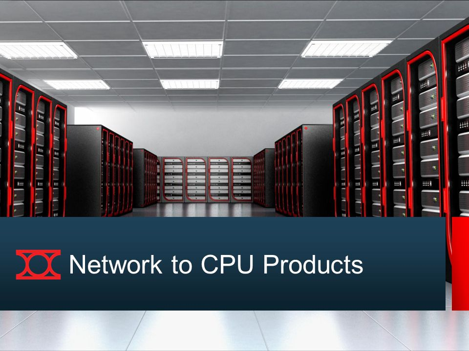 Network to CPU Products